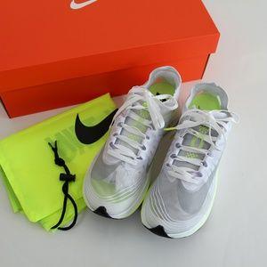NIB Nike Trainers In White Volt Glow
